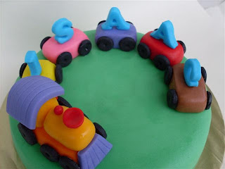 Malaysia malaysian baker cake cupcakes cupcake handmade fondant train carriage boy birthday children