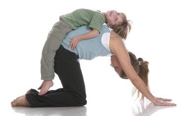 Centro Narayan: Yoga para Mamás y niños