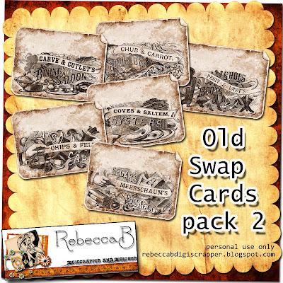 http://rebeccabdigiscrapper.blogspot.com/2009/09/vintage-swap-cards-2-freebie.html