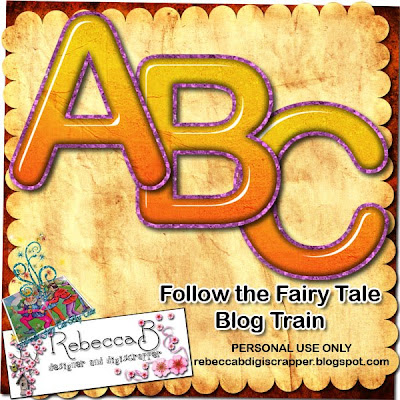 http://rebeccabdigiscrapper.blogspot.com/2009/11/follow-fairy-tale-blog-train-alpha.html