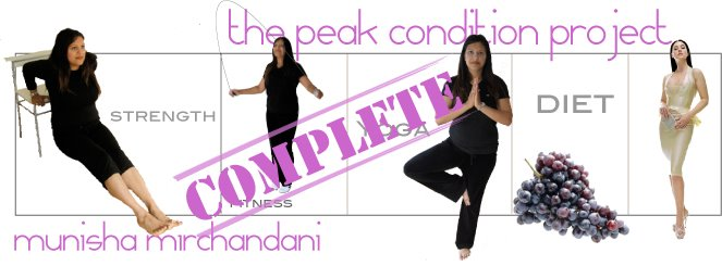 The Peak Condition Project - Munisha