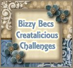 Bizzy Becs monthly challenges
