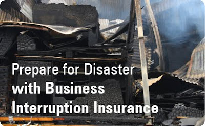 insurance, disaster, interruption, business