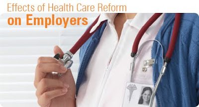 employers, health care reform, effects