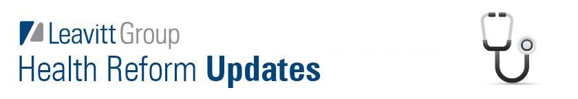 Health Reform Updates