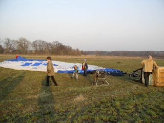 Подготовка к полету