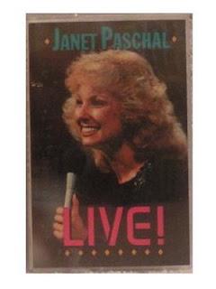 Agape Gospel Janet Paschal Live 1990
