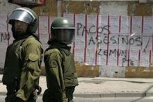 los pacos fasistas son los terroristas¡¡¡