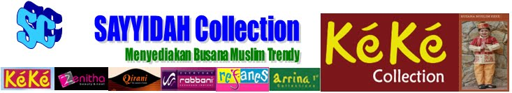 Busana Muslim Trendy Sayyidah Collection