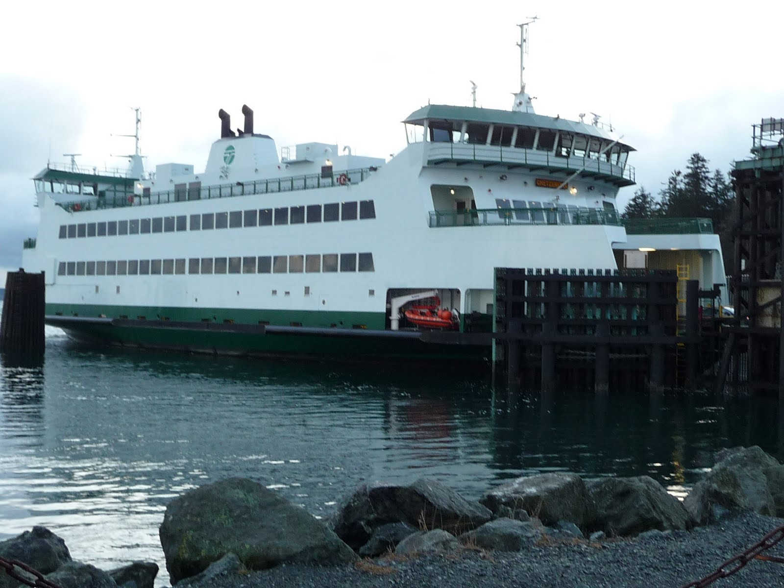 Whidbey Island Ferry Wait Time