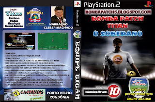 CAPA+BP+O+SOBERANO Download   Bomba Patch Titan: O Soberano   PS2