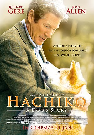 A story of loyalty Dog (Akita The Capricious Rookie Hachiko A Dogs Story 300x430 Movie-index.com