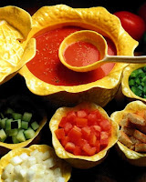 Gazpacho Andaluz (supa rece spaniola)