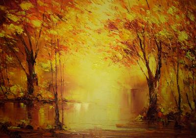 Toamna - pictura de NicSon