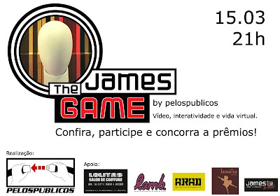 The James Game by pelospublicos