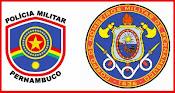 Polícia Militar de Pernambuco e Bombeiro Militar de Pernambuco