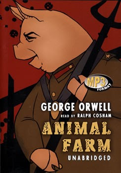 animal farm by george orwell call Animal farm: a fairy story — surely the most important work of fictional political satire to be written in twentieth-century britain — was first published on 17 august 1945, just as what we have come to call 'the post-war world' began.