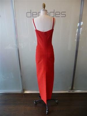 Dress on Decades Inc   Little Red Dress