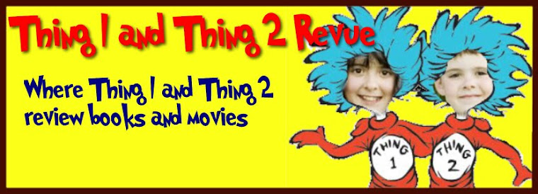 Thing 1 and Thing 2 Revue
