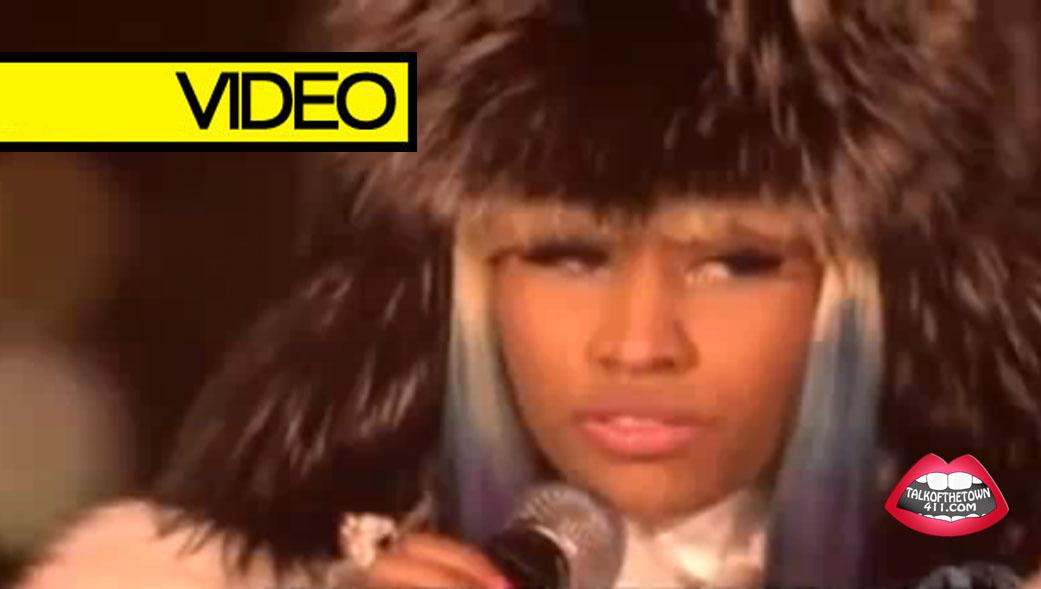 "Nicki Minaj Performs ""Save Me"" On Carlson Daily NYE (VIDEO)"