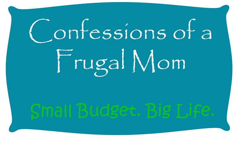 Confessions Of A Frugal Mom