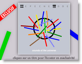 Depeche Mode - Sounds Of The Universe - Stream