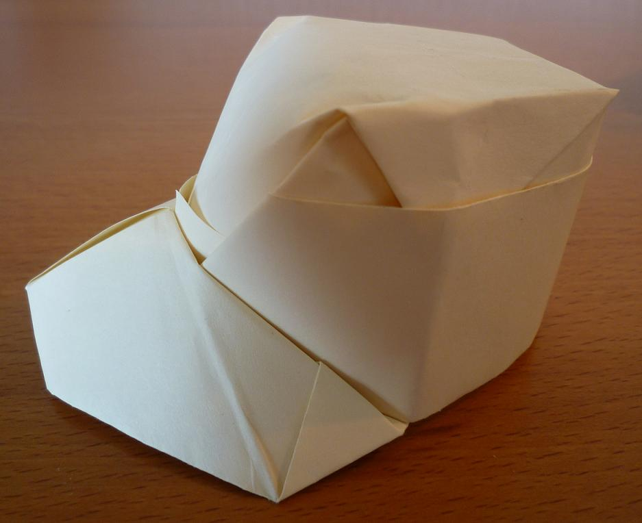 f ziegler origami nancy et autres billeves es casquette de vicente palacios. Black Bedroom Furniture Sets. Home Design Ideas