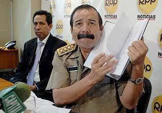 LA LISTA DE ASCENDIDOS A GENERALES PNP