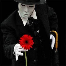 Minha herança uma flor.