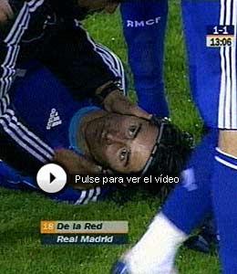 Madrid Cry