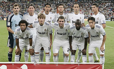 Real Madrid 2010 2011