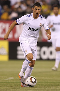 Cristiano Ronaldo Spanish Soccer