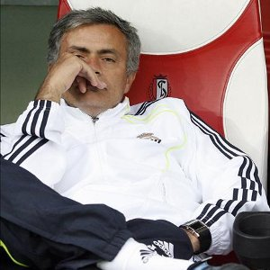 Spanish Soccer Mourinho