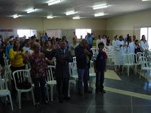 culto antes do batismo