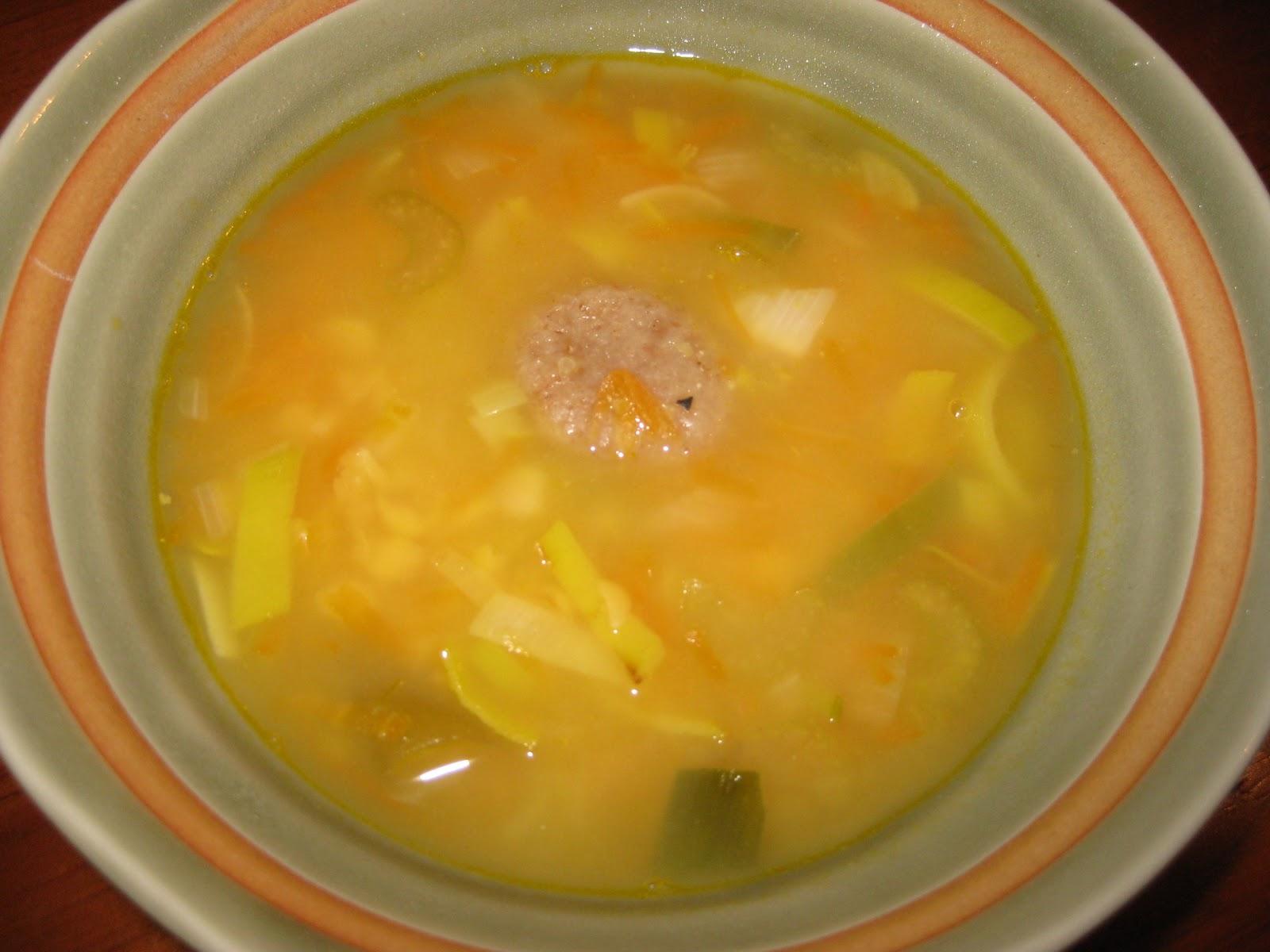 ... Rant: Newfoundland Yellow Split Pea Soup with Dough Boys sans Le Ham