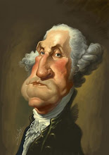 1º Presidente - George Washington
