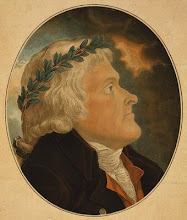 3º presidente - Thomas Jefferson