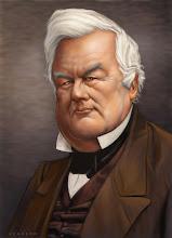 13º presidente - Millard Fillmore