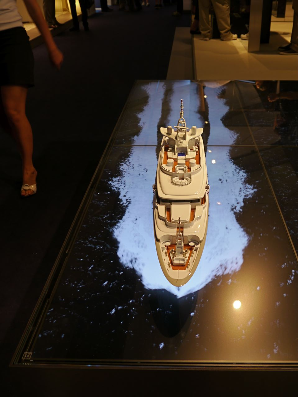 Monte carlo weekly photo monaco yacht show the coffee table boat monaco yacht show the coffee table boat geotapseo Gallery