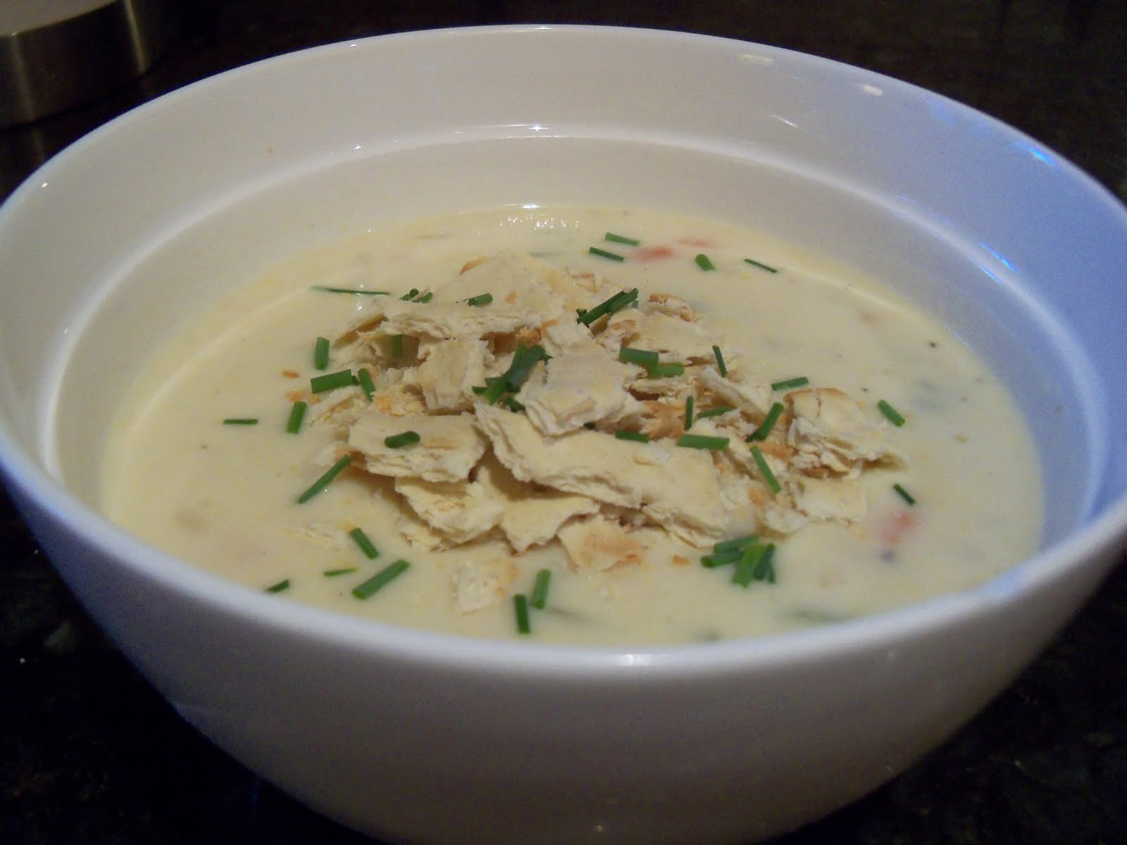 Clam Chowder - Remembering Our Seattle Trip