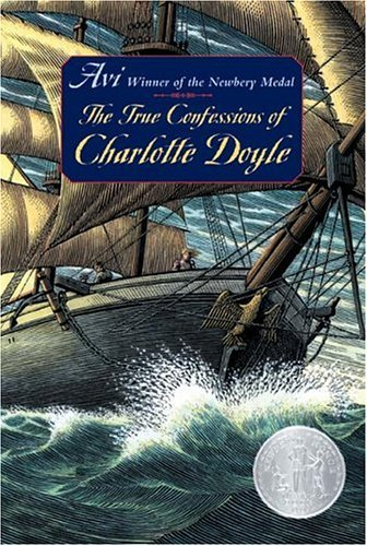 Small Review: Book Review: The True Confessions of Charlotte Doyle ...