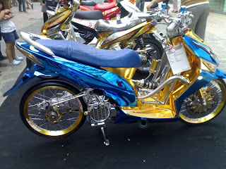 honda motorcycle VARIO modify