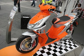 MODIFIKASI HONDA BEAT|ICON THAILAND