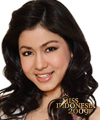 Karenina Sunny Halim Miss Indonesia 2009