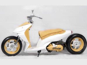 honda beat low rider