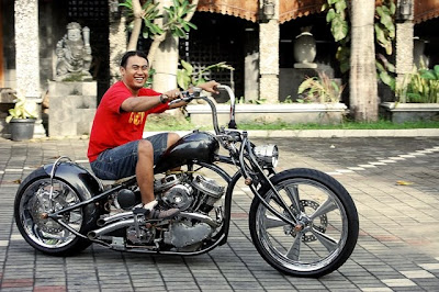 Harley-Davidson Modified
