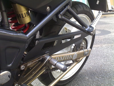 Kawasaki Ninja 250 R rear+suspension+and+wheel