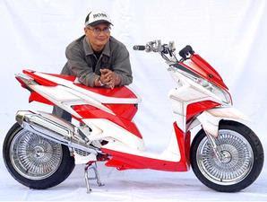 Honda Vario New Otomotif