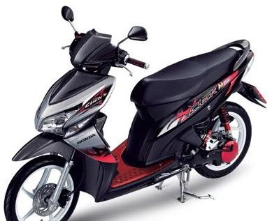 Honda Vario Modification 2010