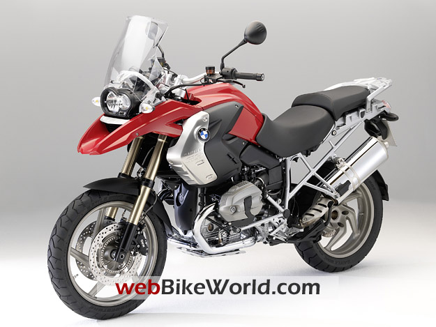 motor campur yes new bmw r 1200 gs classic. Black Bedroom Furniture Sets. Home Design Ideas